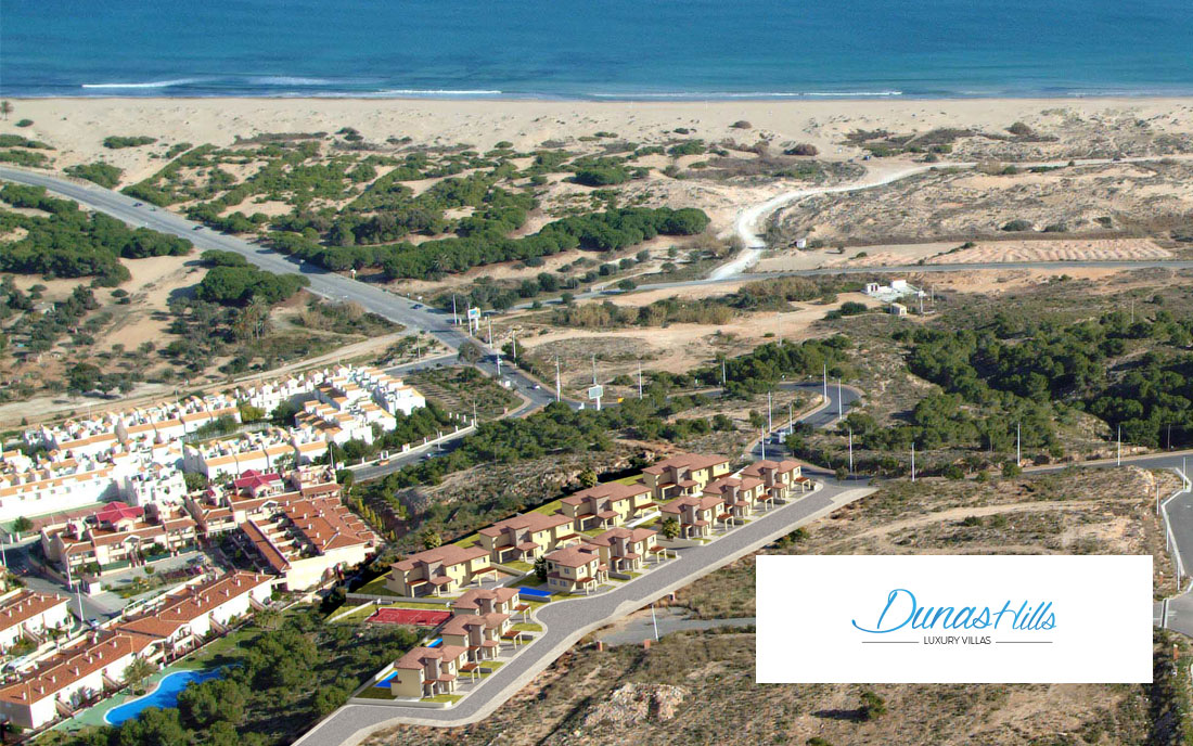 Dunas Hills - LUXURY VILLAS
