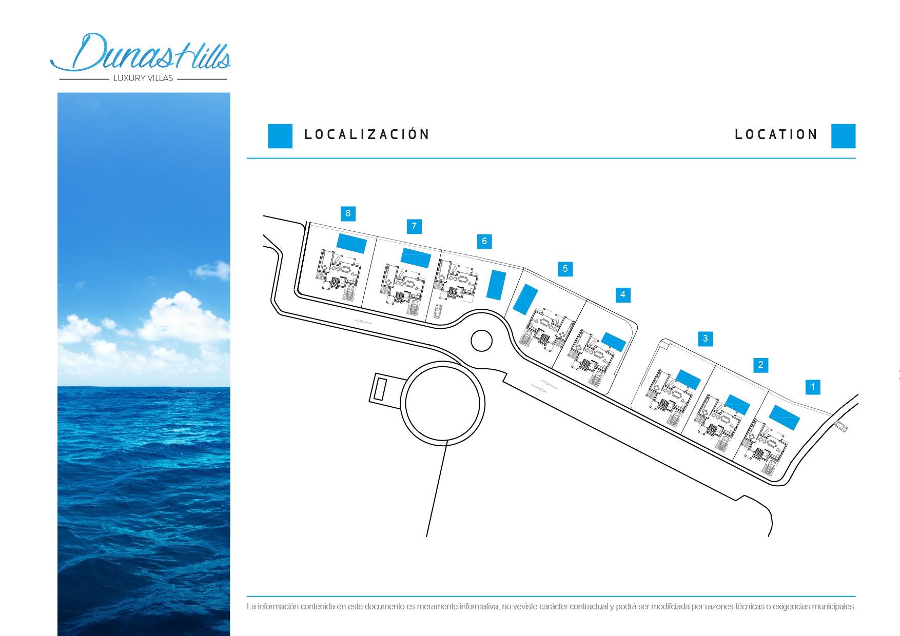 luxury villas - gran alacant location